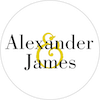 Alexander & James Artisan Footstool
