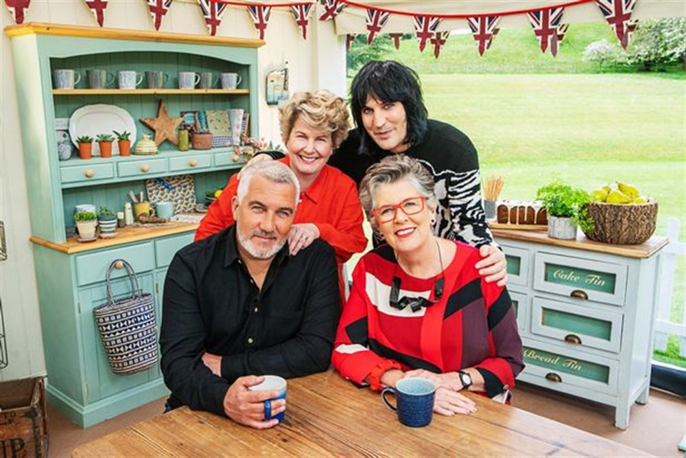 0 The Great British Bake Off 2019