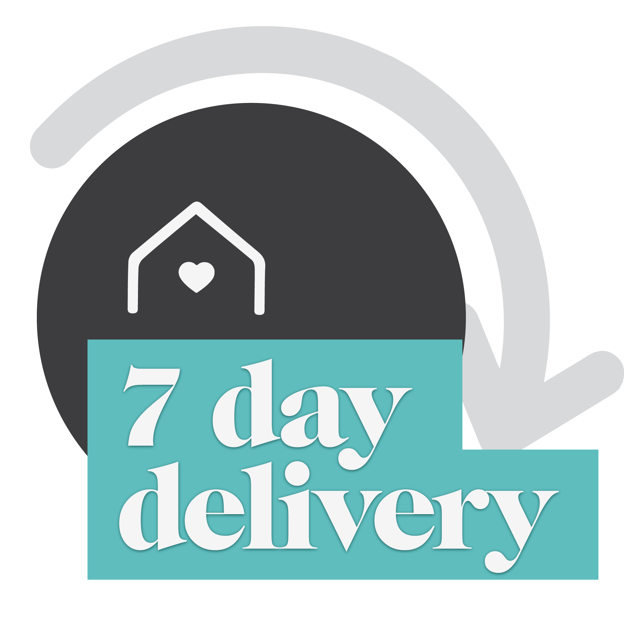 7 Day Delivery