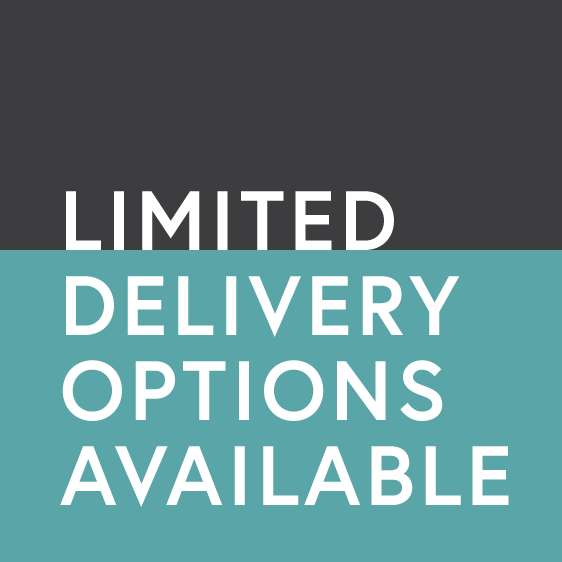 Limited Delivery Options