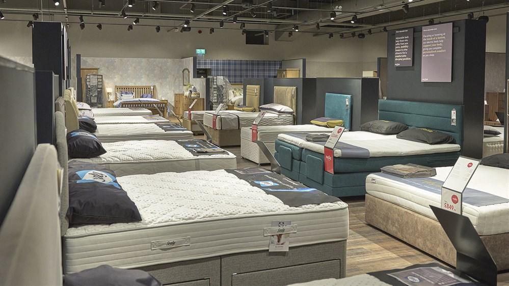 Glasgow Beds